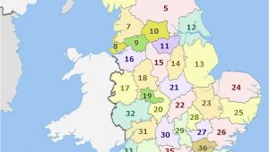 Map Of England Shires How Well Do You Know Your English Counties Uk England