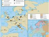 Map Of Enlightenment Europe French Revolution Prelude Maps Charts Etc