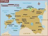 Map Of Estonia In Europe Estonia Book Visit Estonia now Via Www Nemoholiday Com