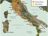 Map Of Etruscan Italy 8 Best Italy Images History European History Historical Maps