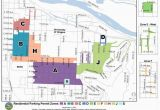 Map Of Eugene oregon and Surrounding areas Residential Parking Permit Map Eugene or Website