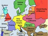 Map Of Europe 1492 Map Of Europe 1492 Fysiotherapieamstelstreek