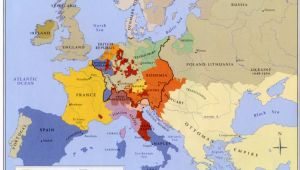 Map Of Europe 16th Century Revolutions In 16th Century Western Europe Protestant