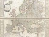 Map Of Europe 1848 atlas Of European History Wikimedia Commons