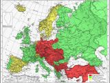 Map Of Europe 1914 Alliances Map Of Europe During World War I History Europe 1914