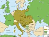 Map Of Europe 1914 Alliances the Countries Involved In World War I
