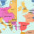 Map Of Europe 1914 before Ww1 Pin On Geography and History