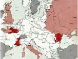 Map Of Europe 1944 atlas Of the World Battle Fronts In Semimonthly Phases to