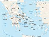 Map Of Europe Aegean Sea Aegean Civilizations Britannica Com