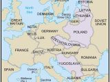 Map Of Europe after Treaty Of Versailles Well Marked Cold War Europe Map Labeled Germany Map Treaty