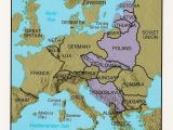 Map Of Europe after World War 1 This is A Picture Of A Map Of Europe after the Treaty Of
