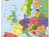 Map Of Europe Airports Spain On the Map Of Europe