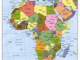 Map Of Europe and Africa with Countries Map Of Africa Update Here is A 2012 Political Map Of