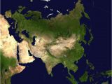 Map Of Europe and asia together What is Eurasia