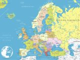 Map Of Europe and Its Capitals Map Of Europe Europe Map Huge Repository Of European