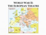 Map Of Europe and north Africa During World War 2 the United States In Wwii the War In Europe and north Africa