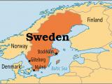 Map Of Europe and Scandinavia Sweden Google Search Scandinavia