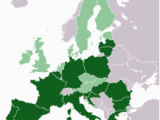 Map Of Europe and Usa United States Of Europe Wikipedia