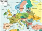 Map Of Europe asia southwest asia Political Map Climatejourney org