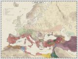 Map Of Europe Bc Europe 60 Bc 2850×2140 Mapporn Maps Map