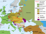 Map Of Europe before and after World War 1 40 Maps that Explain World War I Vox Com