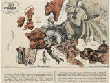 Map Of Europe Cartoon Cartoon Map Of Europe In 1914 A Map Globe Map