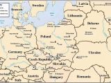 Map Of Europe During Holocaust Holocaust Map Of Concentration and Death Camps