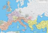Map Of Europe During Roman Empire Europe 525 Mapas Historical Maps Roman Empire Map