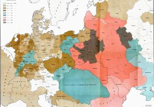 Map Of Europe During the Holocaust Jewish Ghettos In Europe Wikipedia