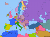 Map Of Europe During the Holocaust Political Map Of Europe the Mediterranean On 10 Feb 1947