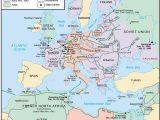 Map Of Europe During World War 2 Wwii Map Of Europe Worksheet