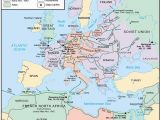 Map Of Europe During World War Two Wwii Map Of Europe Worksheet