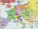Map Of Europe In 1815 14 Best Congress Of Vienna Images In 2018 Congress Of