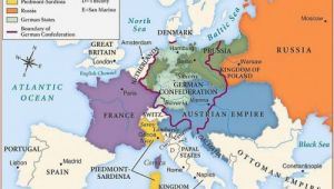 Map Of Europe In 1815 Betweenthewoodsandthewater Map Of Europe after the Congress