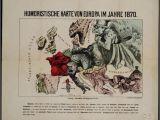 Map Of Europe In 1870 Humoristische Karte Von Europa Im Jahre 1870 Maps and