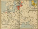 Map Of Europe In 1912 Historical Maps Of Scandinavia