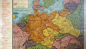 Map Of Europe In 1944 Under German Occupation Germany Map War Stock Photos Germany Map War Stock Images