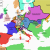 Map Of Europe In 1945 atlas Of European History Wikimedia Commons