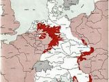 Map Of Europe In 1945 atlas Of the World Battle Fronts In Semimonthly Phases to