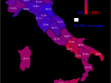 Map Of Europe In 1946 the 1946 Referendum On whether Italy Should Remain A