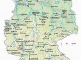 Map Of Europe In German Language Cool A Map Of Germany 2 Holidaymapq Germany Travel