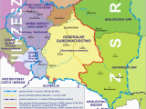 Map Of Europe In German Polish areas Annexed by Nazi Germany Wikipedia