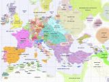 Map Of Europe In the 1500s Europe Political Map 1500 A C A A A A A A C A A A A