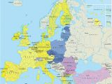 Map Of Europe Showing Switzerland Maps Download World Map Map Europe Usa asia