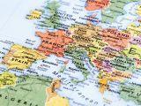 Map Of Europe Showing Switzerland northern Europe Cruise Maps