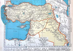Map Of Europe Syria Map Of Turkey Syria and Iraq Map Of Palestine 1937