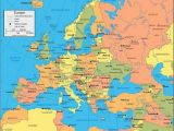 Map Of Europe with Latitude and Longitude 17 Actual Eastern Europe and Russia Map
