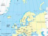 Map Of Europe with Latitude and Longitude Map Of Great Britain with Latitude and Longitude Download