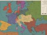 Map Of Europe with Seas Europe 1813 the Congress Of Frankfurt by Saluslibertatis On
