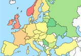 Map Of Europe without Labels 53 Strict Map Europe No Names